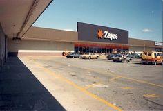 Old Zayre's Photo 1970's