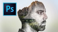 In this tutorial, I show you how to create a double exposure photo effect in Photoshop. We take two photos, a portrait and a landscape and put them together to create a double exposure effect. If you want to mix two photos together, this photoshop tutorial can help you! Get my design courses at : …