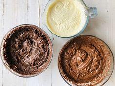 Tort Sasha cu nucă și ciocolată – Chef Nicolaie Tomescu Food Cakes, Mai, Cake Recipes, Deserts, Sweet, Sweets, Mascarpone, Cakes, Candy