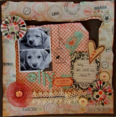 A Project by LeeAnnepeanne from our Scrapbooking Gallery originally submitted 12/12/11 at 08:19 PM