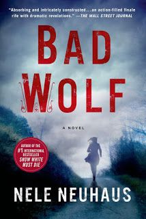 She is too fond of books: Book Review: Bad Wolf