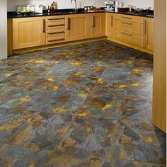 Natural Stone Effect Vinyl Flooring | Realistic Stone Floors ...