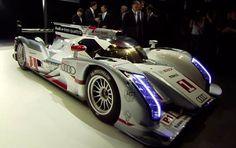 Audi R18 e-tron