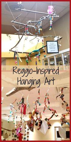Reggio inspired hang
