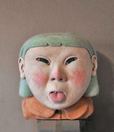 Juxtapoz Magazine - Paolo Del Toro's Felt Sculptures