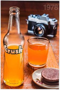 Botella Crush Vintage