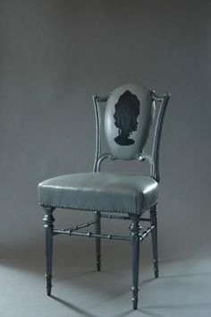 Ghost Furniture cameo chair