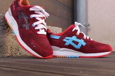 If you said you were going to apply a Patta x Parra colorway to an Asics retro runner, longtime collectors might take umbrage with the idea and remind you that in fact, the Dutch artist's red/yellow/blue combination dropped on the … Continue reading →