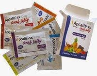 Cialis jelly (Tadalafil jelly) is regularly alluded to as Apcalis jelly, or some of the time the weekender and at times even Le Weekender. Apcalis jelly hold indistinguishable synthetic constituents and consequently perform exactly and also marked Cialis.