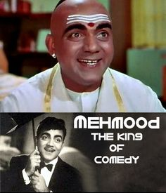 Tribute to great actor #Mehmood Ali on his birthday.