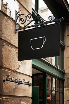 11. 카페간판 - 외국 카페 간판, 간판 디자인, 예쁜 카페, 카페 인테리어 : 네이버 블로그