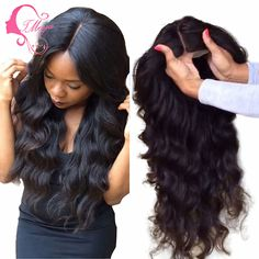Find More Human Wigs Information about Top 7A Full Lace Human Hair Wigs Body Wave Brazilian Lace Front Wigs Virgin Hair Wigs Natural Color 130 Density Full Lace Wig,High Quality wig pigtail,China wigs for thin hair Suppliers, Cheap wig cut from Qingdao IMeya Hair Product Co.,Ltd on Aliexpress.com