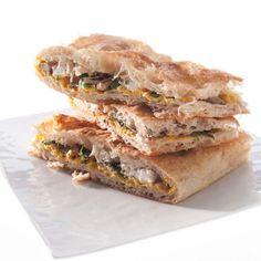 La ricetta del Vegan kebab in doppio crunch di pizza di Renato Bosco / Ricette Cucina / for you / Home page - Cosmopolitan