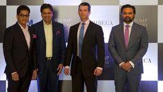 Donald Trump Jr. comes to India to hawk apartments, and quickly edges into politics