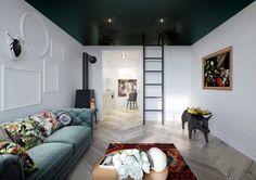 Op zoek naar inspiratie voor het inrichten van een klein appartement? Klik hier en kom binnenkijken in dit klein droomappartementje!