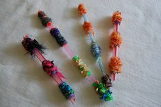Greats fiber bead tutorial! Can't wait to make these. Thank you for the instruction