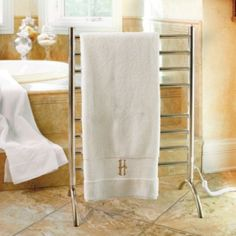 Myson Freestanding Towel Warmer Of Course I like this!