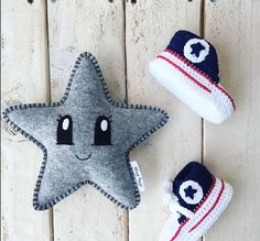 Shine Bright! Such a cute DIY kit! Make this Star Softie yourself!