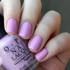 OPI ~ Lucky Lucky LavenderLavender