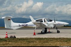Diamond DA-42 Twin Star aircraft picture