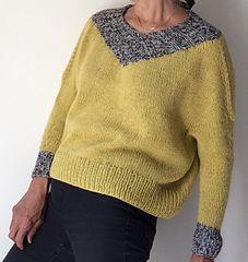 Ravelry: knittedandco's Chaika test