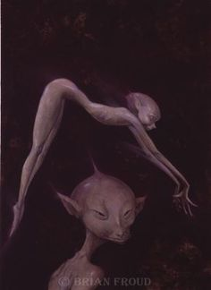 Brian Froud Pixie | Fairies World Fairy Fantasy Art Gallery Pixies Pictures