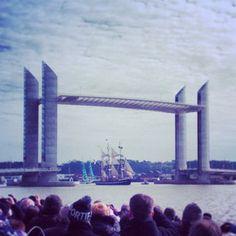 Bordeaux new bridge !!!