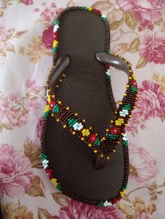 Flip Flops, Slippers, Carving, Sandals, Shoes, Women, Fashion, Flip Flop Decorations, Flip Flop Craft