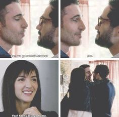 Sense8. Lito, Hernando, and Dani.