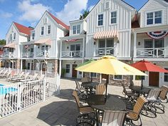 Holland, Michigan beach resort