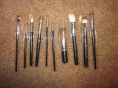 Quality #Makeup Brushes #elainabadro #makeupbrushes #cosmetics #celebrity #makeupartist #fashionblog