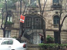 Historia en la Colonia Roma, México City