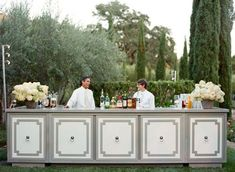 How to Avoid Having a Line at the Bar During Your Reception | Brides.com