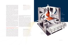 TimeLife Book: The Scientist on Editorial Design Served