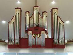 Ouddorp - Eben-Haëzerkerk Edskes orgelbau