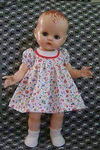 Vintage Pedigree doll