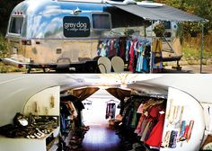Airstream Boutique on the Go!