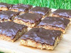 Glutenfria havrerutor med choklad | Glutenfria godsaker