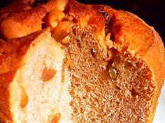 Haga en casa su pan dulce light