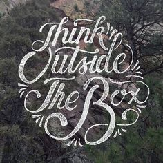 Hand written type - calligraphy - Best of Omatype // 4 by Nicolas Fredrickson, via Behance