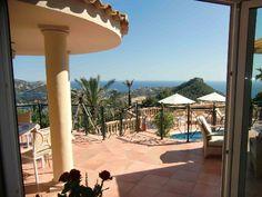 Villa mit Blick auf den Hafen von Puerto Andratx - Aussicht