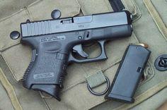 Gen 3 Glock 26 Find our speedloader now! http://www.amazon.com/shops/raeindglock 26 gen 3-back up edc.