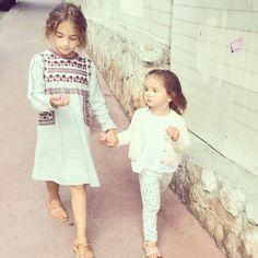 Looks de rue : Juliette et Jeanne