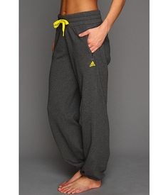 Adidas Boyfriend pants...every girl needs these