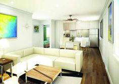 granny flat interior design ideas - Google Search