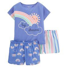 Little Girl Outfits, Little Girls, Kids Outfits, Bow Back Top, Carter Kids, Girls Pajamas, Kids Girls, Toddler Girls, Teenagers