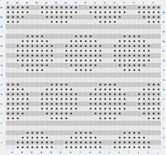 Tapestry crochet chart Circles by lebenslustiger.com