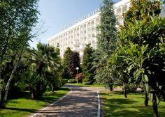 Abano Grand Hotel in Verona, Italy