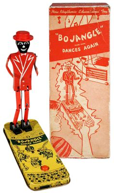 Marx Bo Jangle Dances Again