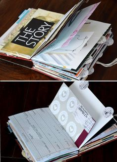 Tante Trot: Junk journal